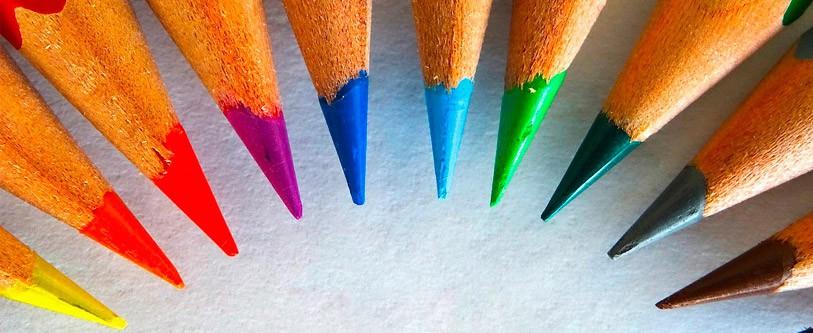 Variedad premium en color