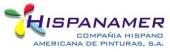 Distribuidor de pinturas de la marca HISPANAMER