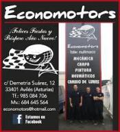 ECONOMOTORS AVILES Contacto: Pablo Fernadez