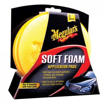 Soft Foam Aplicator Pad