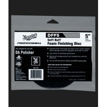 Soft Buff Foam Finishing Disc