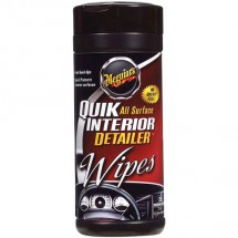Quik Interior Detailer Wipes