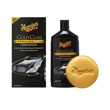 Gold Class Liquid Car Wax